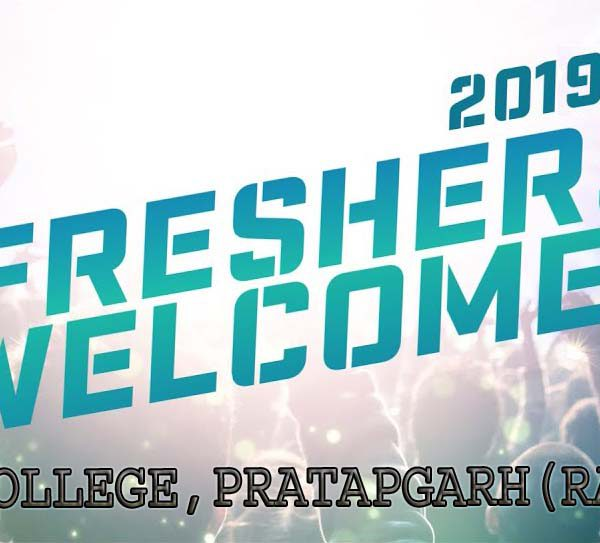 Fresher's Party Celebration 2019